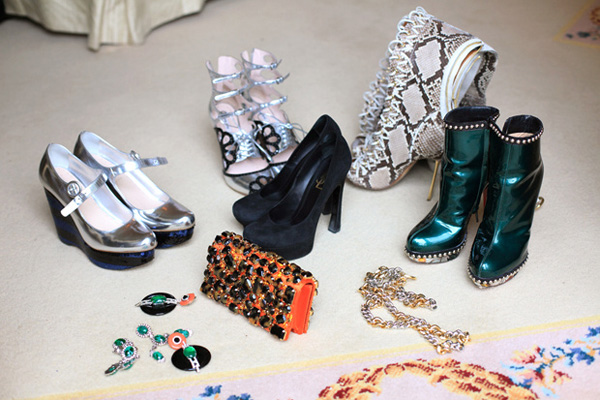 velika slika Anna Dello Russo: modni manijak