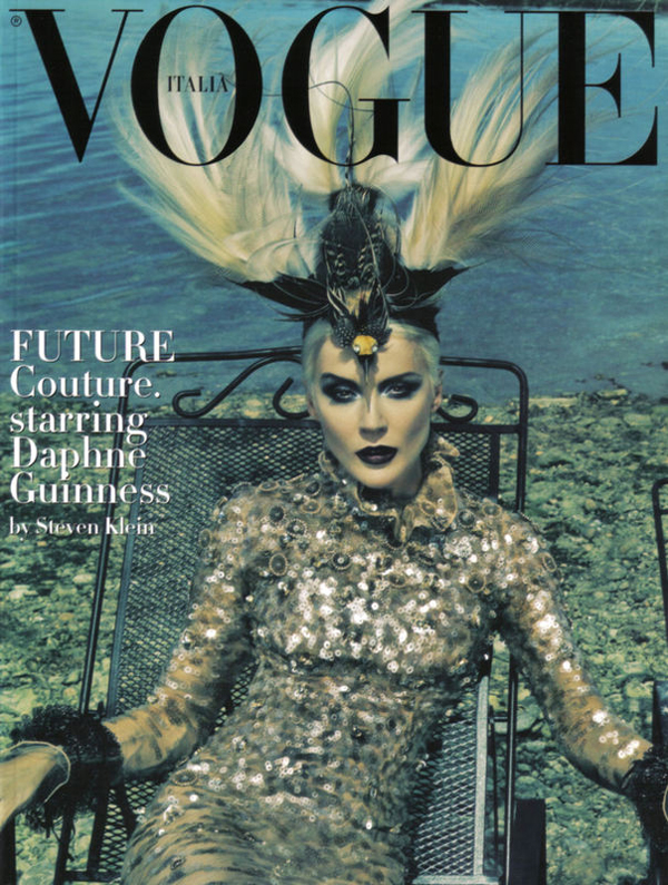 vogue Daphne Guinness