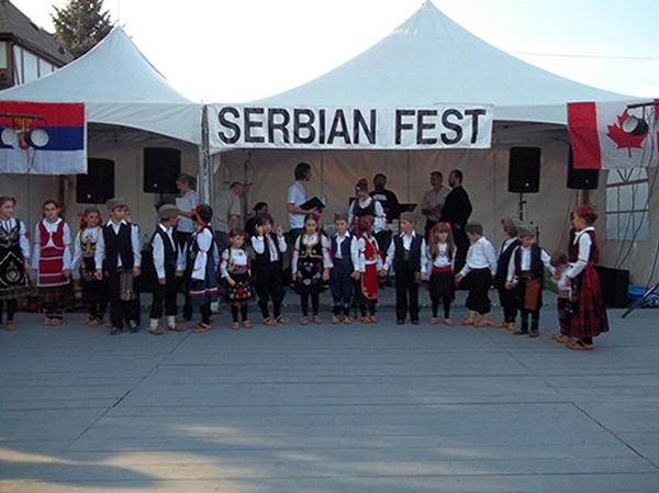 100 2364 Wannabe Planeta: Serbian Fest   Otava, Kanada
