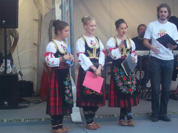 100 2381 Wannabe Planeta: Serbian Fest   Otava, Kanada