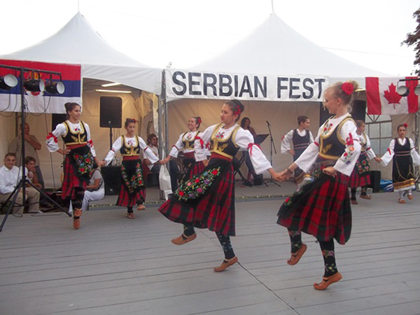 100 2392 Wannabe Planeta: Serbian Fest   Otava, Kanada