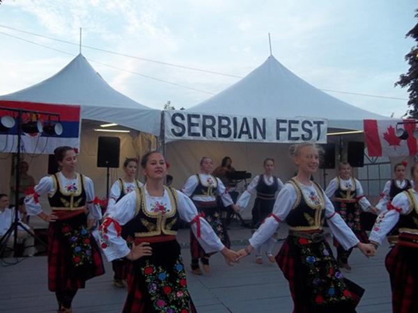 100 2399 Wannabe Planeta: Serbian Fest   Otava, Kanada