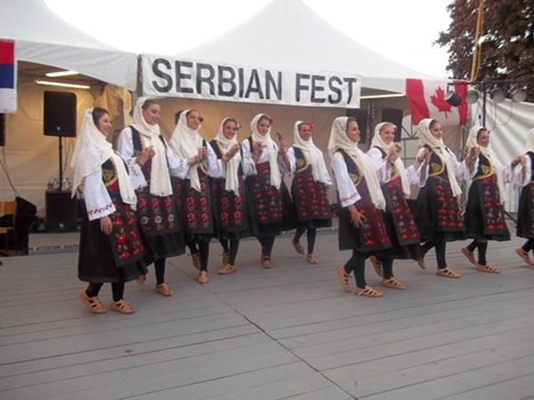 100 2404 Wannabe Planeta: Serbian Fest   Otava, Kanada
