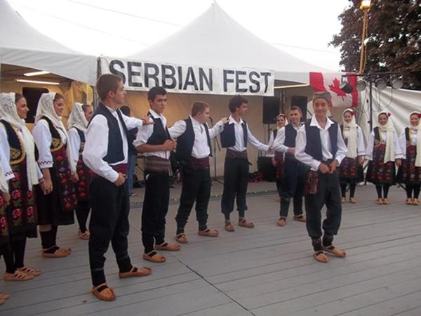 100 2408 Wannabe Planeta: Serbian Fest   Otava, Kanada