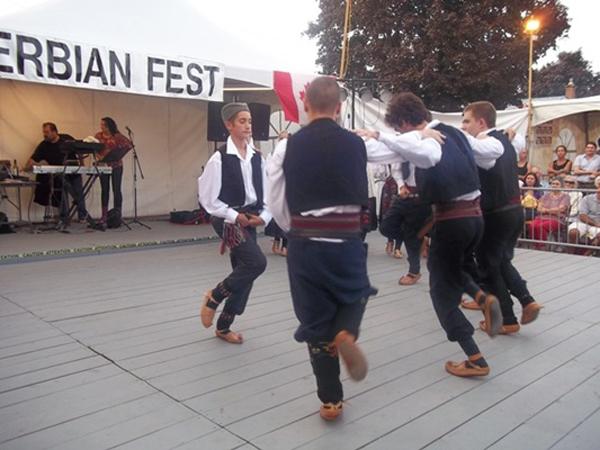 100 2409 Wannabe Planeta: Serbian Fest   Otava, Kanada