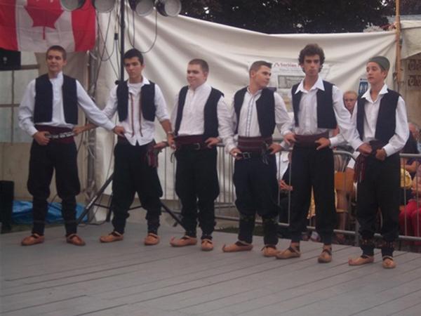 100 2413 Wannabe Planeta: Serbian Fest   Otava, Kanada