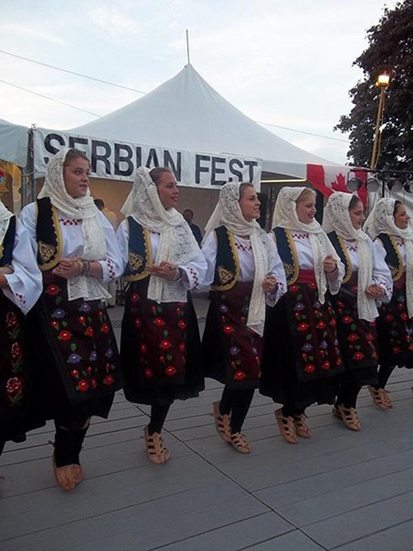 100 2417 Wannabe Planeta: Serbian Fest   Otava, Kanada