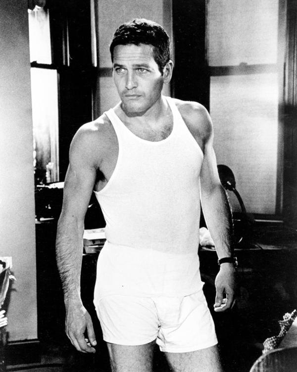 102 Zgodni daltonista: Paul Newman