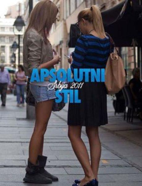 Apsolutni Stil modna patrola u potrazi za ljudima od stila
