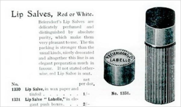 3111 Labello – Nobody loves lips more