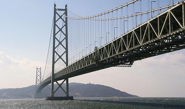 3559 01 Najlepši mostovi sveta: Most Akiši Kaikio, Japan
