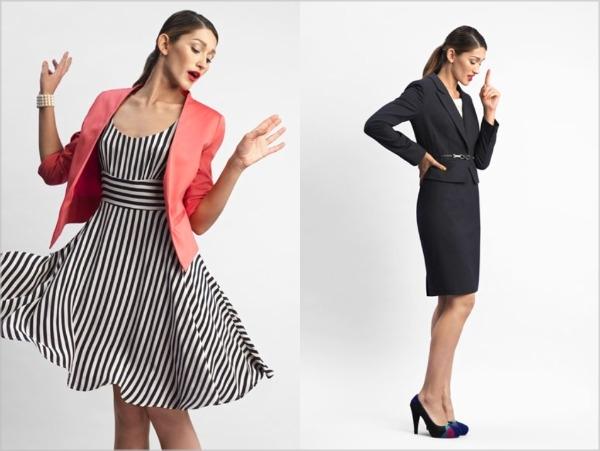 418 Damski poslovni outfit: klasičan i elegantan