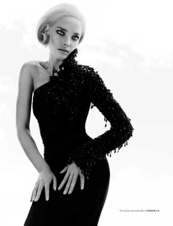 "5 Natalia Vodianova za ""Vogue Turkey"", septembar 2011."