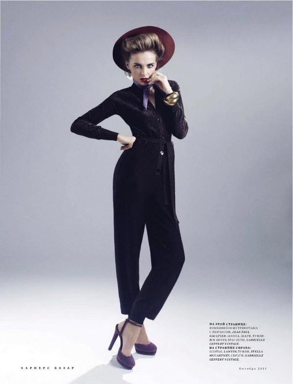 528 Snejana Onopka za Harpers Bazaar Russia, oktobar 2011.