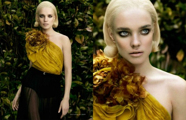 "6 Natalia Vodianova za ""Vogue Turkey"", septembar 2011."