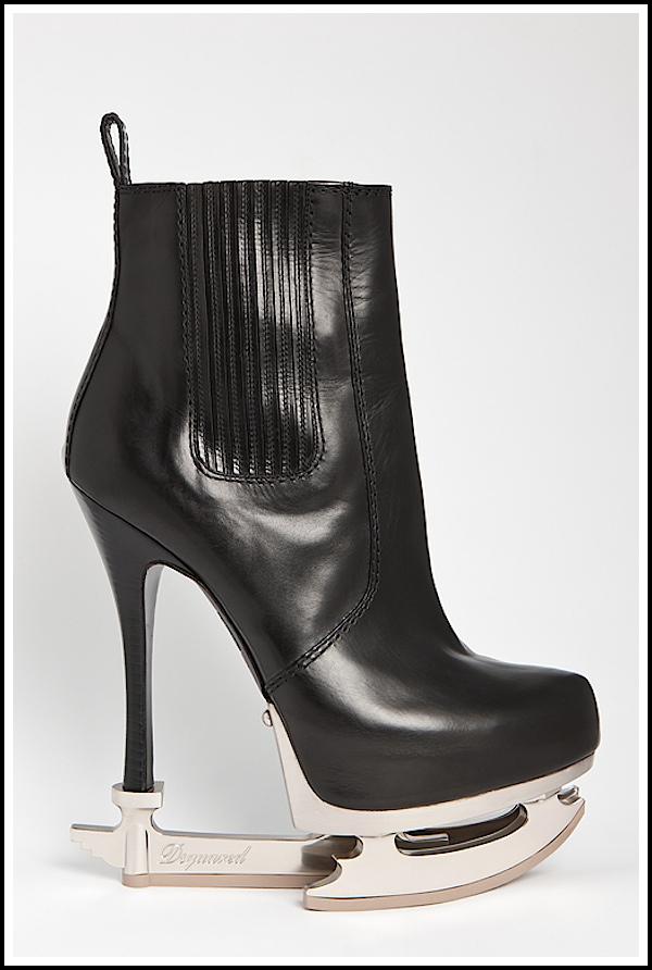 619 DSquared2: Čizme ili klizaljke?
