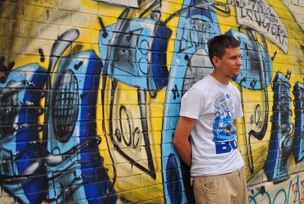 A1 Nenad Ivanovic ShoTri Talentovani i kreativni Zaječarci: Graffiti Jam