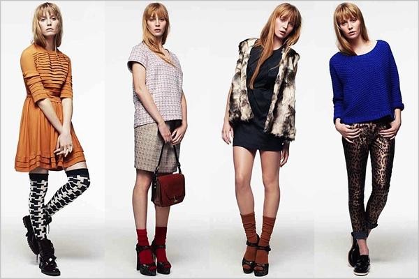 Asos Fall 2011 1 Lookbook Asos za jesen/zimu 2011: print, šljokice i pamuk