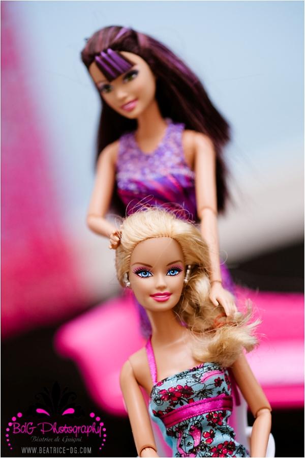 BK 0811 Barbie and Ken Got Married!