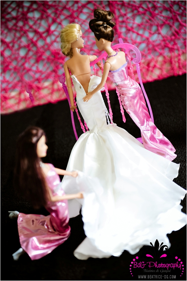 BK 0901 Barbie and Ken Got Married!