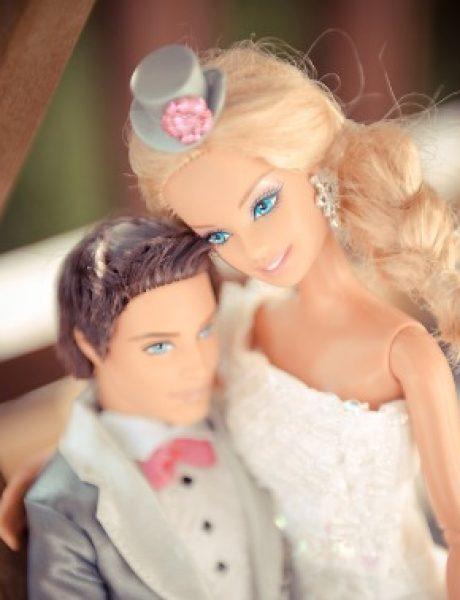 Barbie and Ken Got Married!