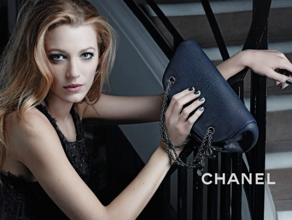 Blake Lively for Chanel Mademoiselle ad campaign image1 Gossip Girl groznica