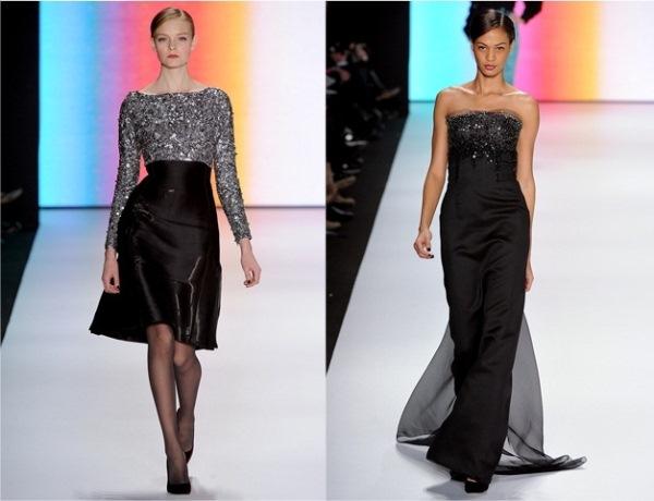 Carolina Herrera Ready To Wear jesen zima 2011 2012 Jesenji trend: Svetlucavo!