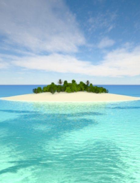 Šest razloga za život na pustom ostrvu