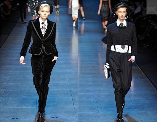 Dolce Gabbana kravate Trend: Marame, mašne, kravate ili ogrlice