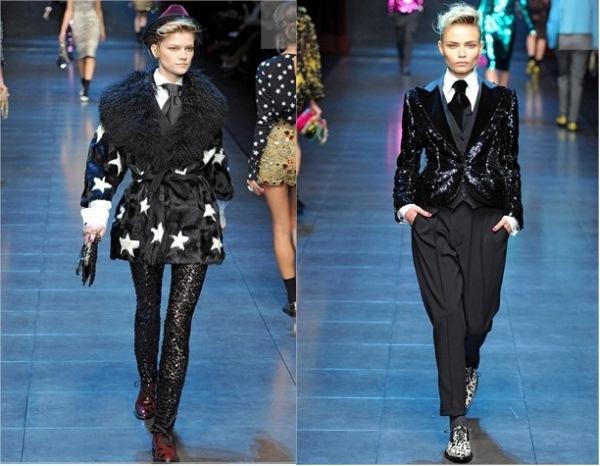 Dolce Gabbana kravate1 Trend: Marame, mašne, kravate ili ogrlice