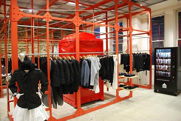 Dover Street Market 2 Multifunkcionalna upotreba prostora   concept store