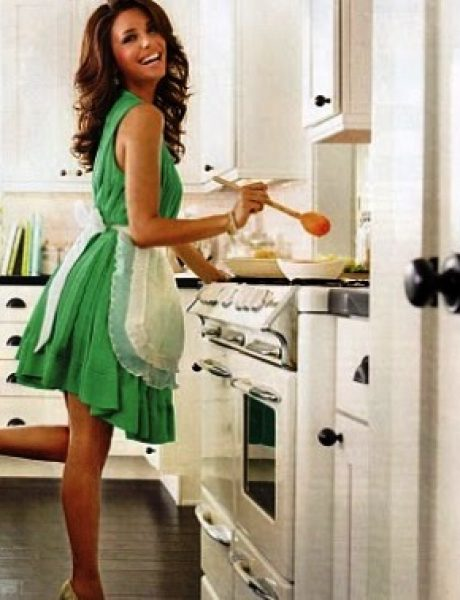 Holivudske zvezde u kuhinji