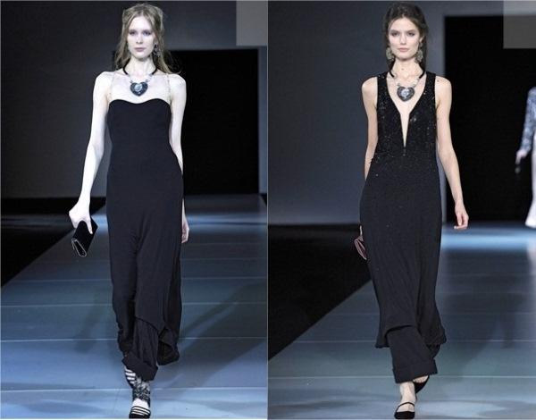 Giorgio Armani ogrlica Trend: Marame, mašne, kravate ili ogrlice