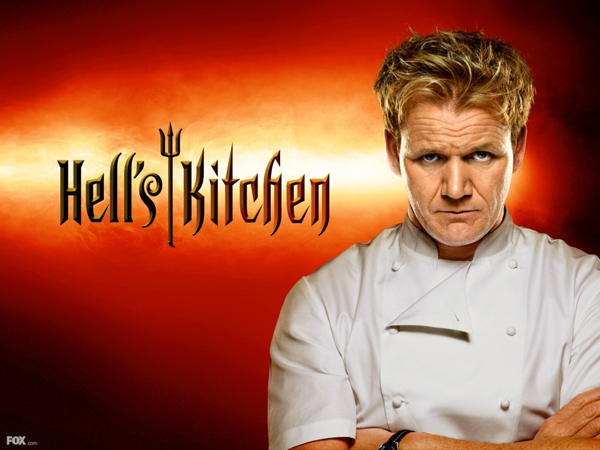 Gordon Hells kitchen Gordon Ramsay
