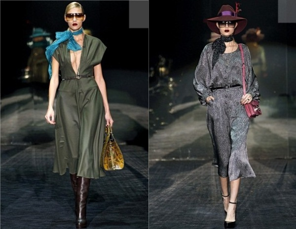 Gucci marama Trend: Marame, mašne, kravate ili ogrlice