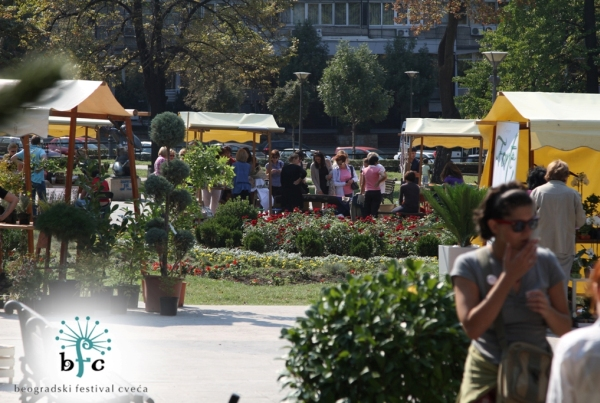 IMG 1692 Završen II Beogradski festival cveća