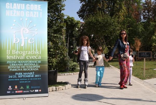 IMG 2109 Završen II Beogradski festival cveća