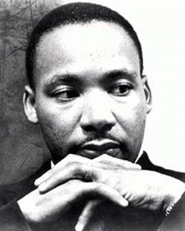 Martin Luther King Jr Ljudi koji su pomerali granice: Martin Luther King