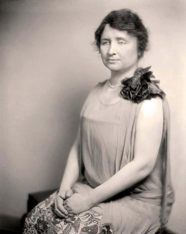 Mlada Helen Keler Ljudi koji su pomerali granice   Helen Keller