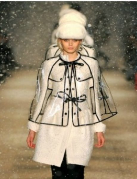 Burberry Prorsum kolekcija jesen/zima 2011/12.