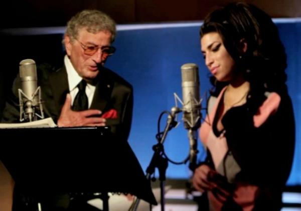 Nakon drugog pasusa1 Premijera spota : Amy Winehouse & Tony Bennett   Body and Soul