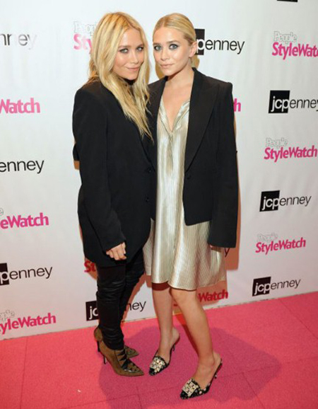 Olsens Vogue Fashions Night Out New York