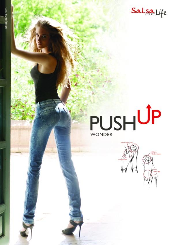 Push Up Push up farmerke
