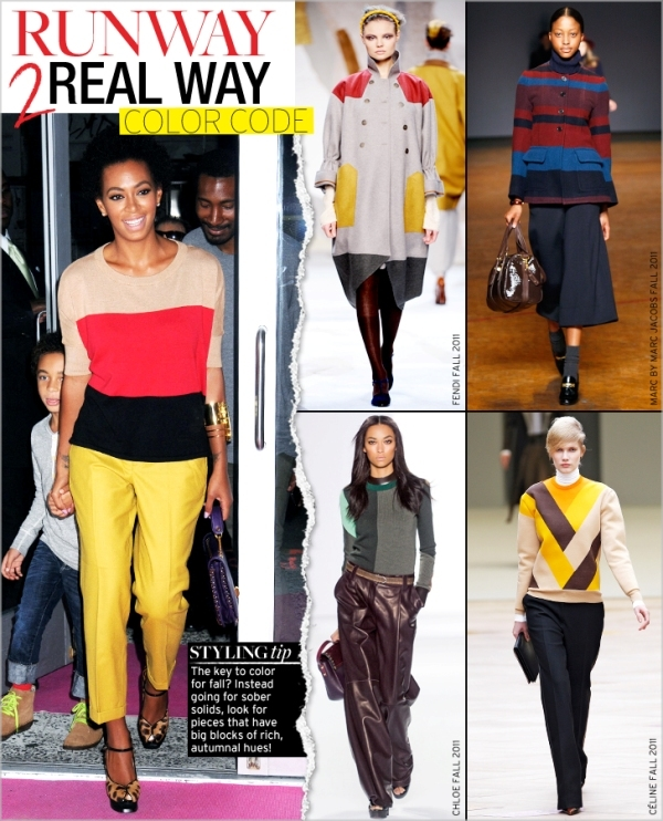 R2R colorcode Moda Holivuda: Trend izveštaj