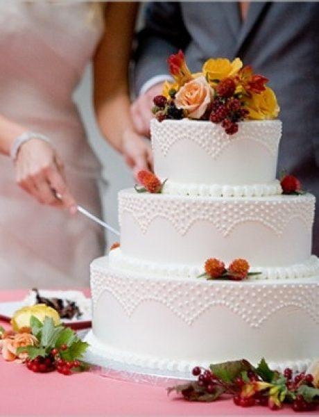 Svadbene torte: i lepe i ukusne