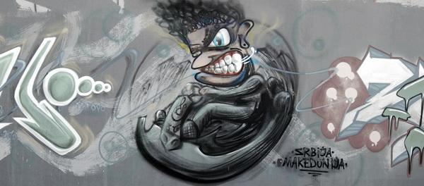 Shotri Makedonija Tetovo resize Talentovani i kreativni Zaječarci: Graffiti Jam