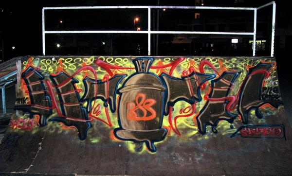 Shotri Sarajevo 2010 1 resize Talentovani i kreativni Zaječarci: Graffiti Jam