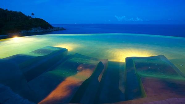 Silavadee Pool Spa Resort Koh Samui Surat Thani1 Bazeni koji se stapaju sa horizontom