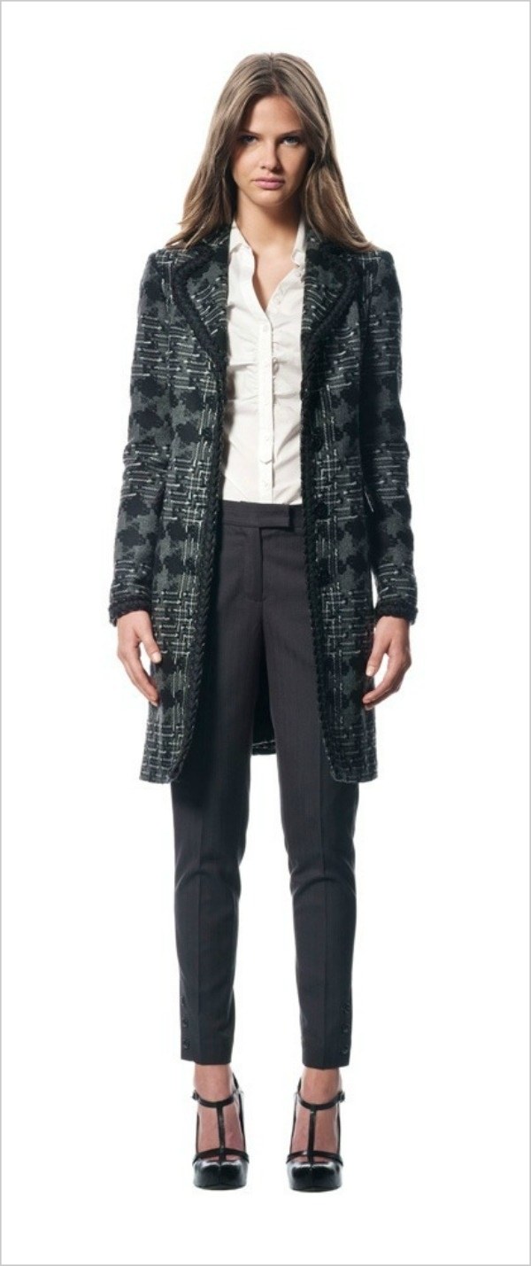 Sisley Lookbook Fall Winter 2011 1 Sisley Lookbook za jesen/zima 2011/12: casual elegance