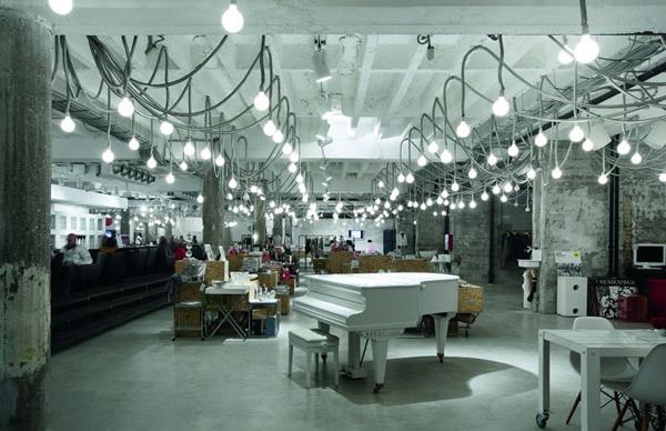 Supermarket Multifunkcionalna upotreba prostora   concept store